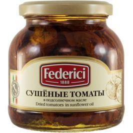 Federici Сушеные томаты в подсолнечном масле, 280 г
