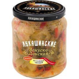 Лукашинские закуска донская из соленых овощей, 450 г
