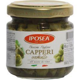 Iposea Каперсы Окьелло в уксусе, 95 г