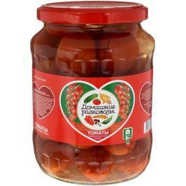 Домашние разносолы томаты черри маринованные, 720 мл