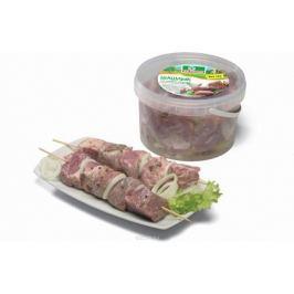 Велком Шашлык из свиной шейки, ведро, 2,1 кг