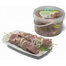 Велком Шашлык из свиной шейки с травами, 2,1 кг