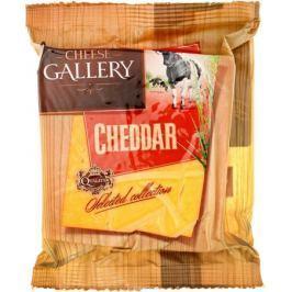 Cheese Gallery Сыр Чеддер красный, 45%, 250 г