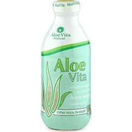 Aloe Vita Оригинальный Напиток негазированный с кусочками алоэ без сахара, 0,33 л Соки, морсы и нектары