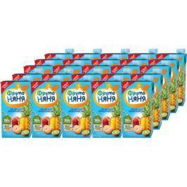 ФрутоНяня сок мультифруктовый, 25 шт по 0,5 л