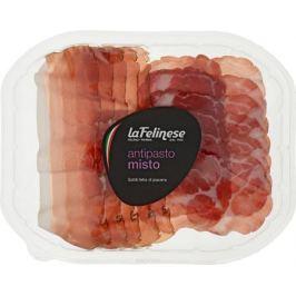 La Felinese Ассорти Шейка выдержанная и Шпек выдержанный, из свинины, 120 г