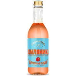 Родники Кавказа напиток земляника, 0,5 л