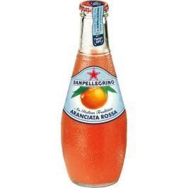 San Pellegrino Напиток сокосодержащий со вкусом красного апельсина, 0,2 л