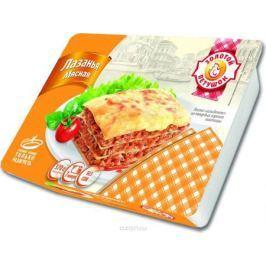 Золотой Петушок Лазанья, мясной слоеный пирог, 370 г