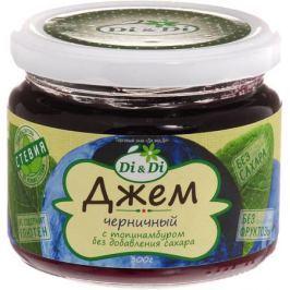 Di & Di Джем черничный с топинамбуром, 300 г