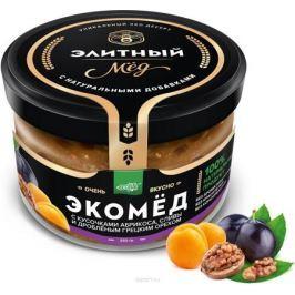 Ecolife Экомед с абрикосом, сливой и грецким орехом, 250 г