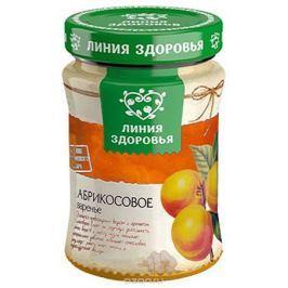 Линия Здоровья Варенье абрикосовое, 360 г