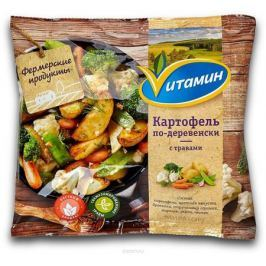 Картофель по-деревенски с травами Vитамин, 400 г