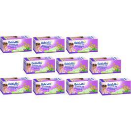 Bebivita чай травяной для кормящих матерей пакетированный, 10 шт по 20 г