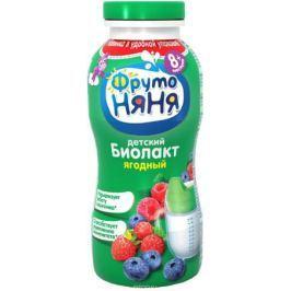 Фрутоняня Биолакт Лесная ягода 2,9%, 200 мл