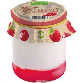 Полезные продукты Йогурт Клюква-Малина 2,5%, 165 г