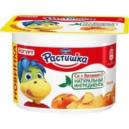 Растишка Йогурт густой Персик 3%, 110 г