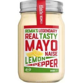 Remia майонез с лимоном и черным перцем, 365 мл