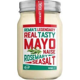 Remia майонез с розмарином и морской солью, 365 мл