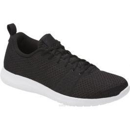 Кроссовки для бега женские Asics Kanmei, цвет: черный, белый. T7H6N-9090. Размер 6H (36)