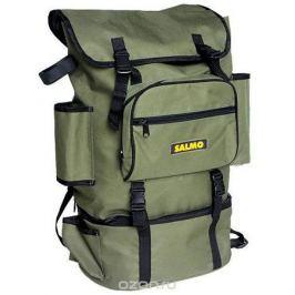 Рюкзак забродный Salmo 20+10 л, цвет: зеленый