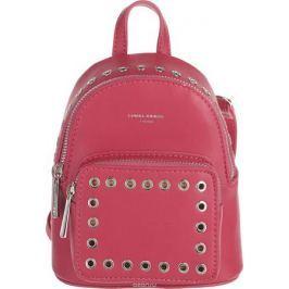 Рюкзак женский David Jones, цвет: красный. CM3717 RED