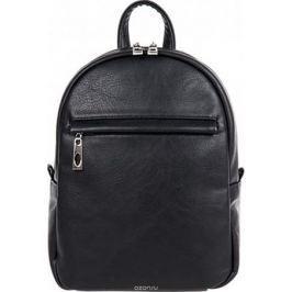 Рюкзак женский Constanta, цвет: черный. 1-3983-013
