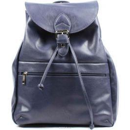 Рюкзак женский Медведково, цвет: темно-синий. 17с6156-к14