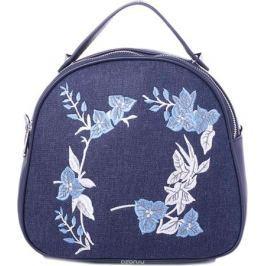 Рюкзак женский Renee Kler, цвет: синий. RK7047-06