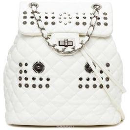 Рюкзак женский Vitacci, цвет: белый. BD0434