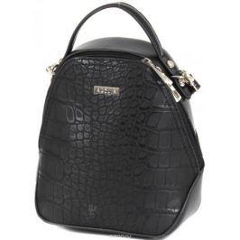 Рюкзак женский Adelia, цвет: черный. 197021