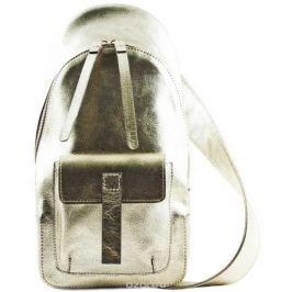Рюкзак женский Frija, цвет: золотой. 21-350-16-022-1