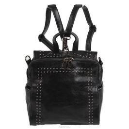 Рюкзак женский Flioraj, цвет: черный. 601-95-1605/101