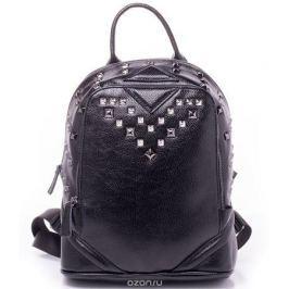 Рюкзак женский Baggini, цвет: черный. 29508/10