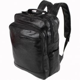 Сумка-рюкзак Flioraj, цвет: черный. 0964 черн