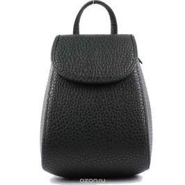 Рюкзак женский Медведково, цвет: черный. 17с4386-к14