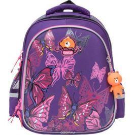 Orange Bear Рюкзак детский Butterfly цвет фиолетовый