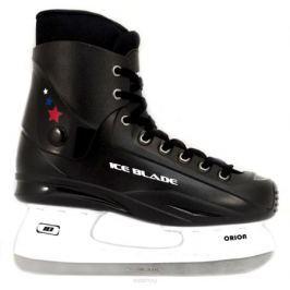 Коньки хоккейные Ice Blade Orion, цвет: черный. УТ-00004984. Размер 37