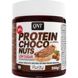 Крем ореховый протеиновый QNT