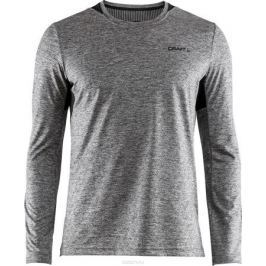 Лонгслив мужской Craft Breakaway LS, цвет: серый. 1905831/975999. Размер M (48)