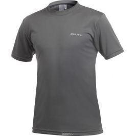 Футболка мужская Craft Prime Run, цвет: серый. 199205/1950. Размер XL (52)