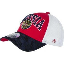 Бейсболка Atributika & Club Россия, цвет: синий, красный, белый. 101571. Размер 55/58