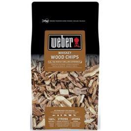 Щепа для копчения Weber