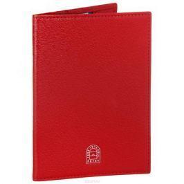 Обложка для паспорта Petek 1855, цвет: красный. S15019.ALS.10 Red