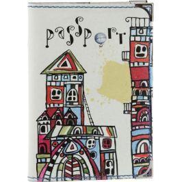Обложка для паспорта BORЯN