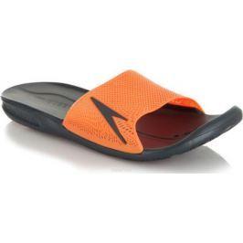 Шлепанцы мужские Speedo Atami II Max, цвет: серый, оранжевый. 8-09060A582-A582. Размер 10 (45/45,5)
