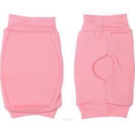 Наколенники для гимнастики и танцев Indigo, цвет: розовый, 2 шт. Размер XS