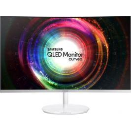 Samsung LC27H711QEI, White монитор