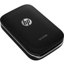 HP Sprocket, Black фотопринтер