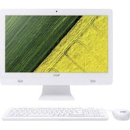 Acer Aspire C20-720, White моноблок (DQ.B6XER.009)